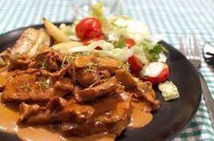 Recipe in Swedish - Himmelska Gryta Pork Recipes, Cooking Recipes, Healthy Recipes, Swedish Recipes, English Food, Everyday Food, Food Inspiration, Love Food, Carne