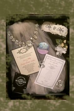 Creative DIY Shadow Box to Surprise Beloved Ones & Beautify Home Interior Wedding Crafts, Diy Wedding, Dream Wedding, Wedding Day, Wedding Decorations, Luxury Wedding, Wedding Stuff, Wedding Venues, Wedding Memory Box
