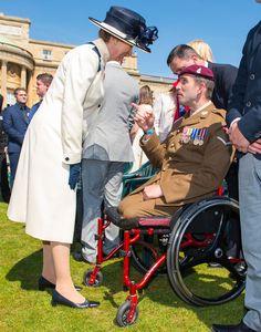 Not Forgotten Association Garden Party At Buckingham Palace
