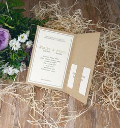 Svatební oznámení vintage - G2056 : svatební oznámení - vintage