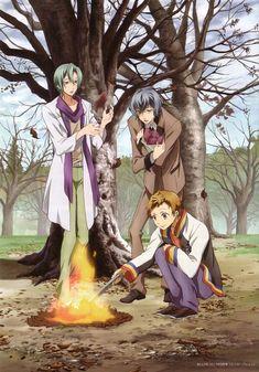 Tags: Anime, Scan, Starry☆sky~, Iku Mizushima, Hoshizuki Kotarou