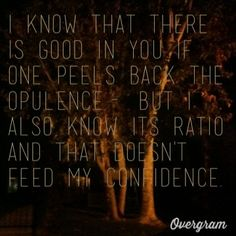 Quote by Aesop Rock. Image by me.