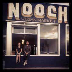 NOOCH Vegan Market, a small vegan grocery and retail store in Denver, Colorado | .studiocolfax.
