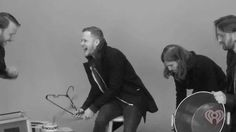 Imagine Dragons. Goes to watch this video