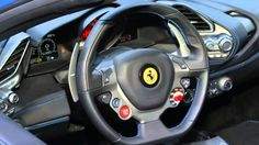 """2016 Ferrari 488 Spider Dons a Folding Roof """" REVIEW """""""
