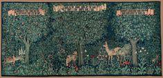 William Morris: The Socialist Interior Designer Who Revived British Craftsmanship