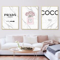 Living Room Pictures, Wall Art Pictures, Girl Room, Girls Bedroom, Art Mural Fashion, Living Room Decor, Bedroom Decor, Bedroom Inspo, Wall Art Prints
