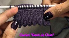 """Ourlet """"Dent de Chat"""" Plus"""