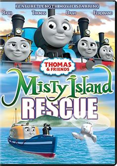 Thomas & Friends: Misty Island Rescue, 2010 Parents' Choice Award Approved Award - DVDs #DVD