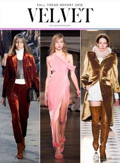 Top 12 Trends from Fall 2016 Runway | VELVET: 3.1 Phillip Lim; Monse; Vetements @stylecaster