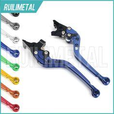 Adjustable long straight Clutch Brake Levers for SUZUKI GSX 1250 F FA GSF 1250 Bandit N S GSX1250F GSX-F 1250 10 11 12 13 14 15 #Affiliate