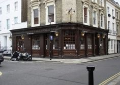Tucked away in a residential area of the posh Chelsea zip code, The Pig's Ear is a local favorite for its amped-up take on British and French classics, signature brews, and regular crowd that includes Prince William and plenty of English soccer stars.    ᘡղbᘠ