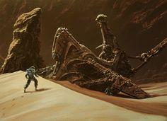 1600x1166_11251_The_Derelict_2d_sci_fi_landscape_desert_spaceship_picture_image_digital_art.jpg (1600×1166)