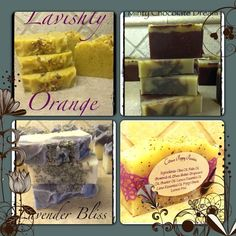 Organic Handmade soaps 4oz. (Choice from 4). Starting at $5 on Tophatter.com!