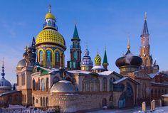 Kazan, crogiolo di culture nel cuore russo