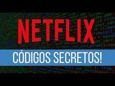 """Códigos secretos do Netflix: """"Desbloqueie"""" milhares de filmes e séries escondidas - YouTube Carrie Fisher, Youtube, Smart Tv, Android, Iphone, Box, Netflix Movies, Peek A Boos, Tutorials"""