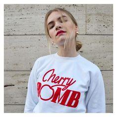 "114 Likes, 9 Comments - GANNI Stavanger (@gannistavanger) on Instagram: ""Cherry Bomb#cherrybomb #ganni #gannigirls #gannistavanger"""