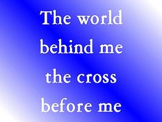 """He(Jesus) said to all, """"If anyone would come after me, let him deny himself and take up his cross daily and follow me.  Luke 9:23 ESV"""