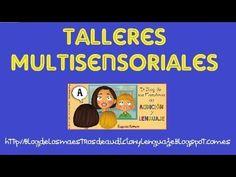 Recursos para aula multisensorial