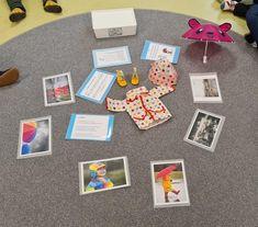 Kindergarten, Aktiv, Pointing Fingers, Rainy Weather, Crate, Creative, Crafting, Songs, Kindergartens