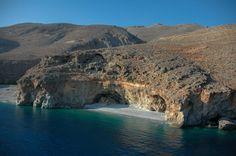 Illigas, Sfakia, Chania, Crete, Greece