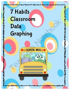 Blank graphs for whole class data collection in math, reading, attendance, and tardies. Great for a Leader in Me school/ data wall. Help students learn to synergize by setting goals and tracking how the class not just an individual is doing.