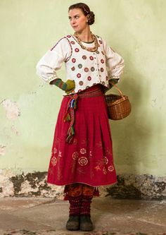 """""""Irma"""" eco-cotton skirt – Skirts & dresses – GUDRUN SJÖDÉN – Webshop, mail order and boutiques 
