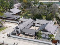 Japanese Home Design, Japanese Style House, Traditional Japanese House, Minecraft Japanese House, Japanese Castle, Japan Architecture, Chinese Architecture, Dream Home Design, House Design