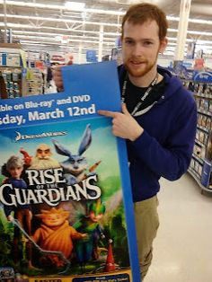 I noticed this today when I was in Walmart, people looked at me like I was a lunatic as I laughed... :)