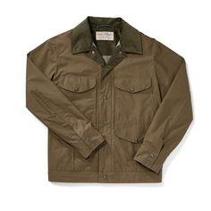 Lightweight Dry Cloth Journeyman Jacket - Marsh Olive