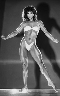 The Legendary Rachel McLish - Bodybuilder, Ms. Olympia and Fitness Model
