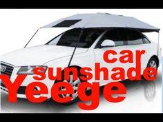 YEEGE Car Sun Shade Covers Umbrella Shade Covers, Car Sun Shade, Car Covers, Hacks, Youtube, Youtubers, Youtube Movies, Tips