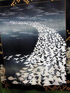 Tokyo Quilt Show by Robots-Dreams, via Flickr