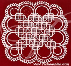 Sticker Kolams Rangoli Traditional Artistic Designs in South India Rangoli Kolam Designs, Kolam Rangoli, Festival Decorations, Stickers, Traditional, Indian, Shopping, Sticker, Decal