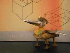 SP BIRD / 警備タイプのロボット