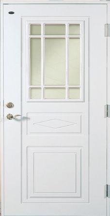 Diplomat dør  sc 1 st  Pinterest & Dooria ytterdörr ljusgrön | Fönster u0026 dörrar | Pinterest