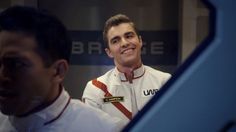 Dave Franco aka The Biggest Smiler On The Earth — Dave Franco in Other Space (2015) Is that the...