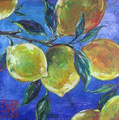 Sophie ADDE: Citrons.