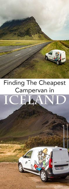 cheapest campervan rental in iceland Florida Camping, Camping Near Me, Camping Places, Camping World, Camping List, Camping Ideas, Iceland Destinations, Iceland Travel Tips, Iceland Road Trip