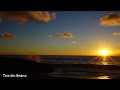 Sunsets Couchers de Soleil Atardeceres Tenerife Iles Canaries Canary Islands Islas Canarias