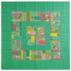 - Bungalow Quilt Kit