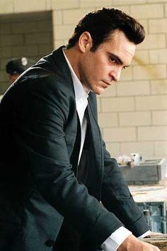 Joaquin Phoenix in Walk The Line (dir. James Mangold, 2005).