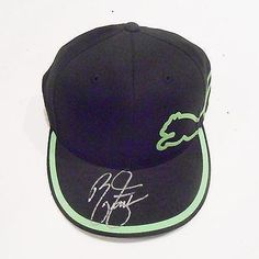 Rickie Fowler Signed Puma Golf Hat wCOA 2014 Ryder Cup  Autographed Golf Equipment *** Click on the image for additional details. (Note:Amazon affiliate link)