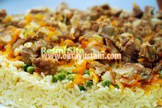 Kavuşma Pilavı Tarifi   Oktay Ustam İlk Yemek Tarifleri Resmi Web Sitesi