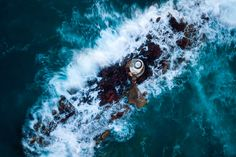 Mangiabarche lighthouse from above - Mangiabarche lighthouse from above