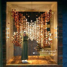 Image result for anthropologie window display