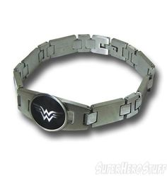 Wonder Woman Bracelet Stainless Steel