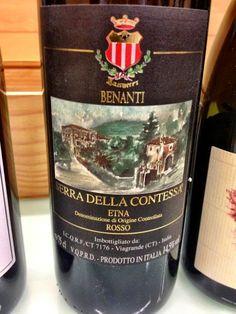 El Alma del Vino.: Benanti Serra della Contessa 2008.