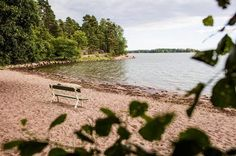 Hidden beach gems in Helsinki area Hidden Beach, Helsinki, Country Roads, Gems, Water, Travel, Outdoor, Water Water, Aqua