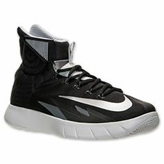 the latest 4b9a5 f5b4f  Nike Zoom HyperRev Basketball Shoes   Black Metallic Silver Dark Grey Go  get